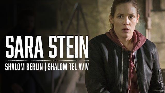 Sara Stein: Shalom Berlin, Shalom Tel Aviv