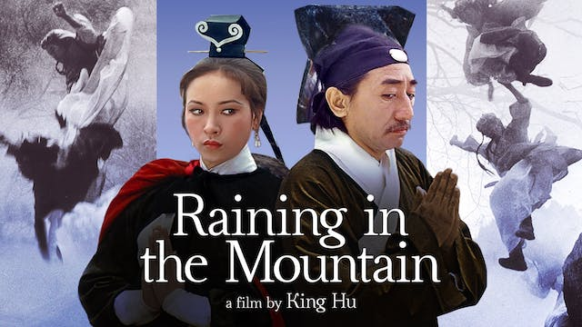 SAVOY THEATER presents RAINING IN THE MOUNTAIN
