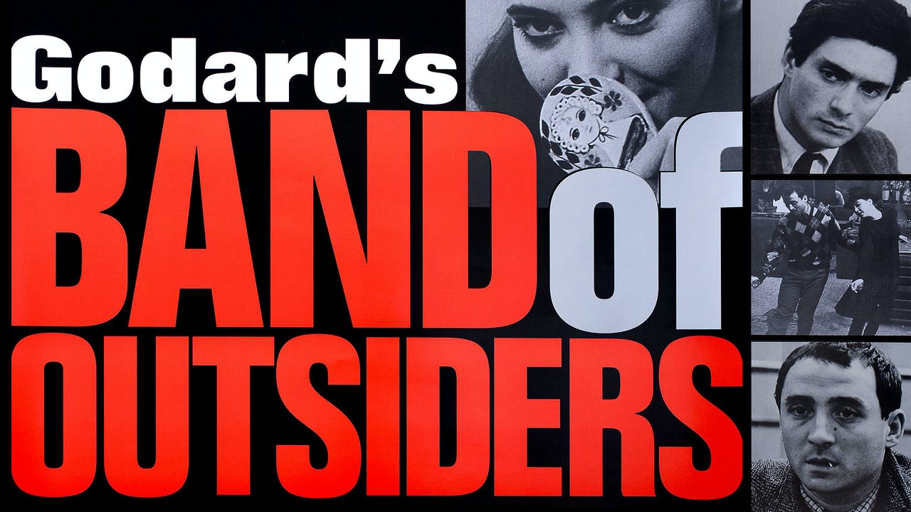 COUNTY THEATER presents BAND OF OUTSIDERS