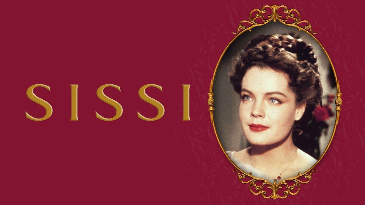 SISSI starring ROMY SCHNEIDER