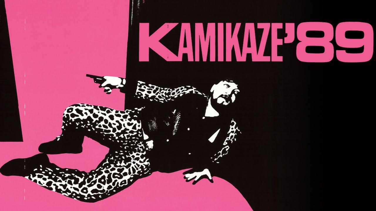KAMIKAZE 89 starring RAINER WERNER FASSBINDER