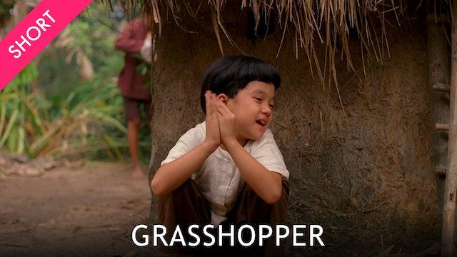 Grasshopper: A Short Film by Ash Mayfair