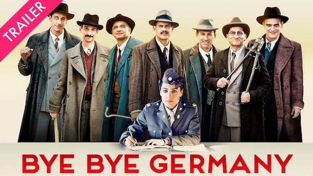 Bye Bye Germany - Trailer