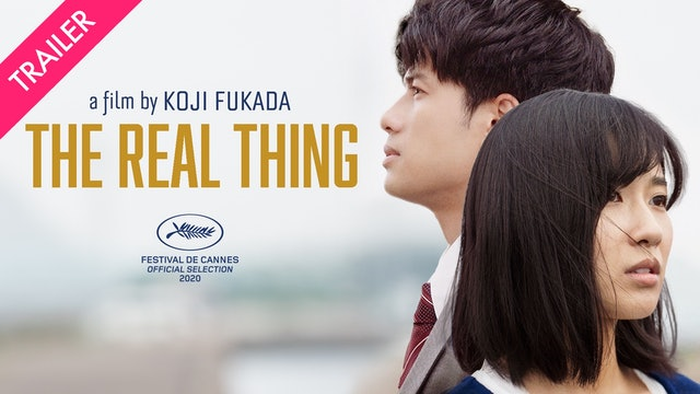 The Real Thing - Coming 12/30