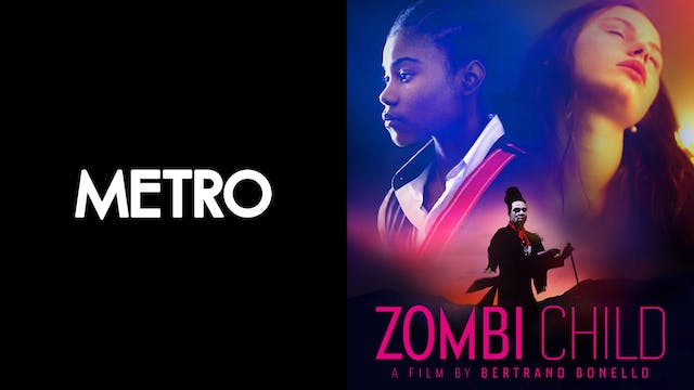 BROADWAY METRO presents ZOMBI CHILD