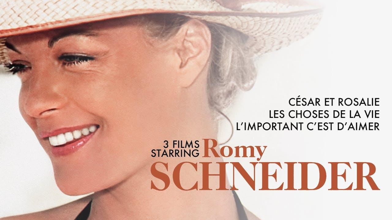 ARK LODGE CINEMAS - THE ROMY SCHNEIDER COLLECTION