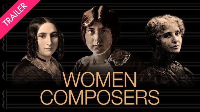 Women Composers - Coming 12/30