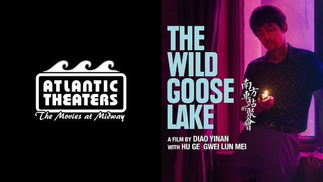 MOVIES AT MIDWAY presents THE WILD GOOSE LAKE