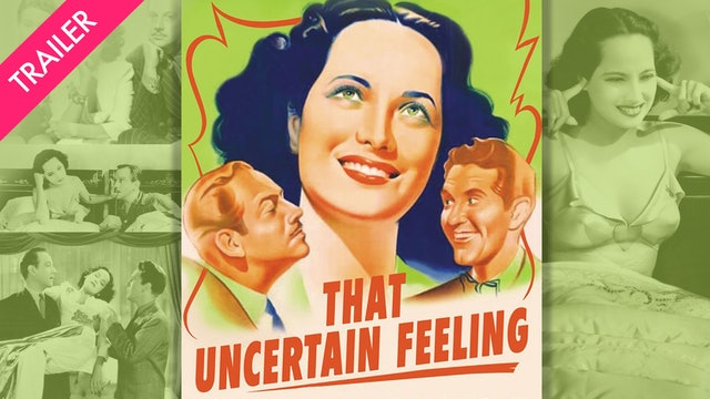That Uncertain Feeling - Coming 1/29