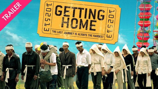 Getting Home - Coming 1/22