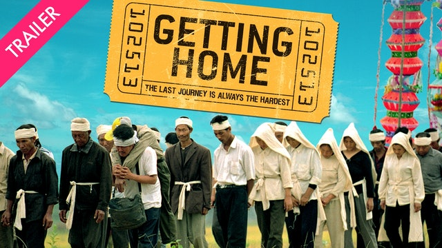 Getting Home - Trailer