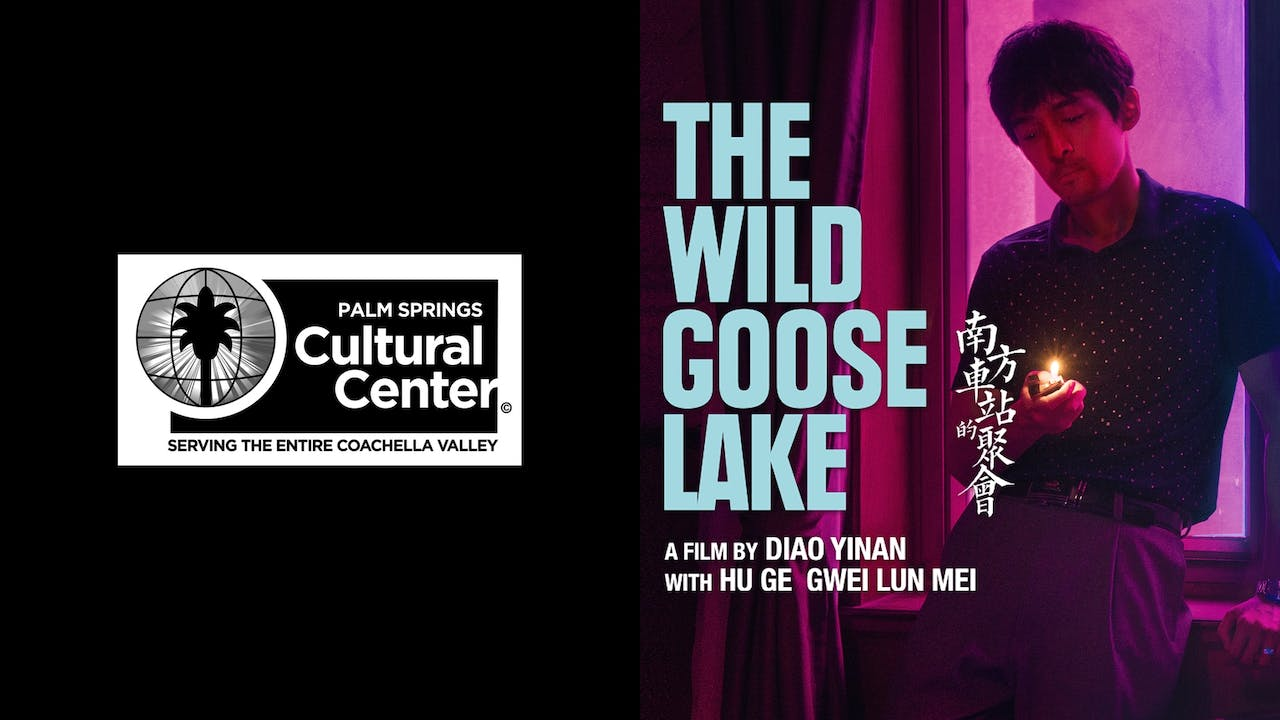 PALM SPRINGS CULTURAL CENTER - THE WILD GOOSE LAKE