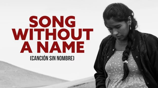 SIFF presents SONG WITHOUT A NAME