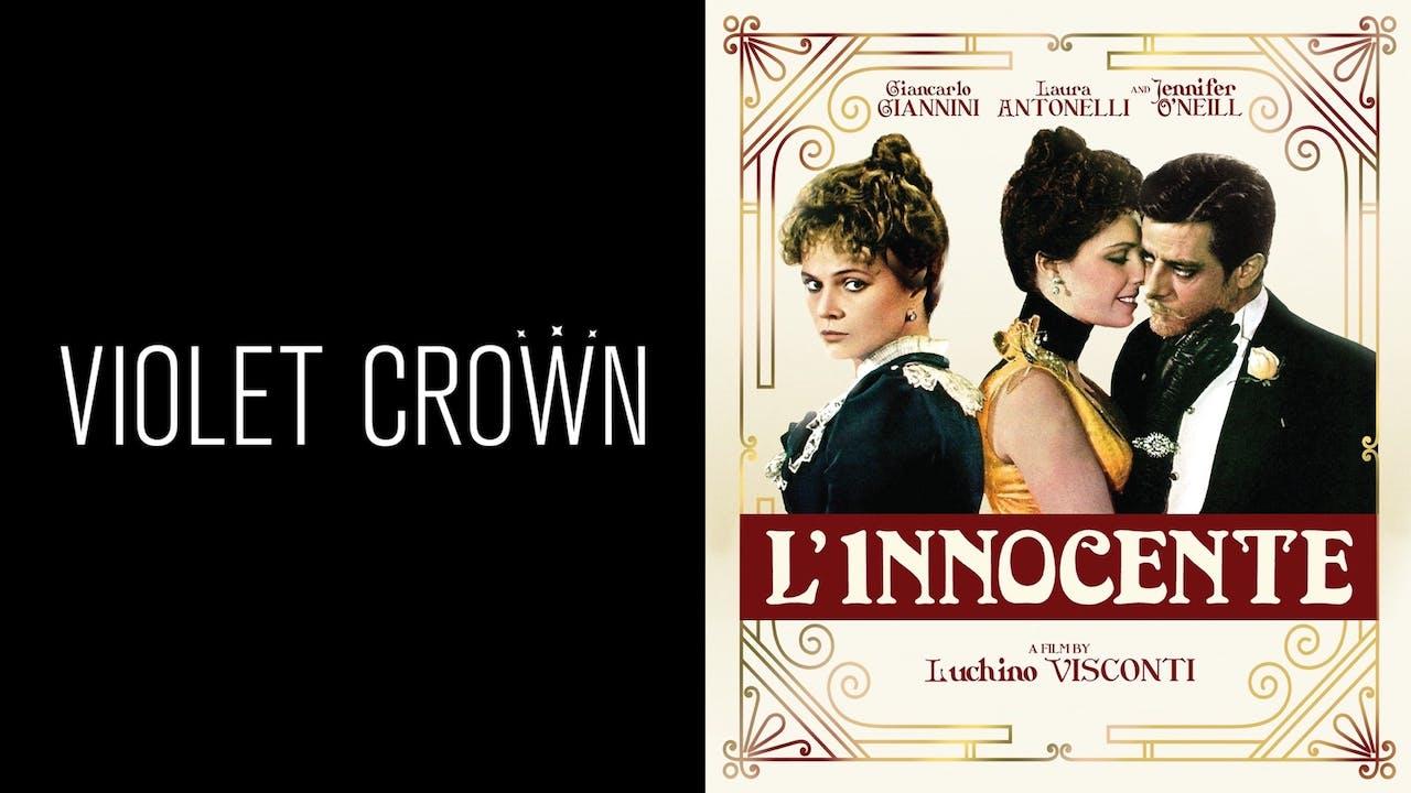 VIOLET CROWN CINEMA presents L'INNOCENTE