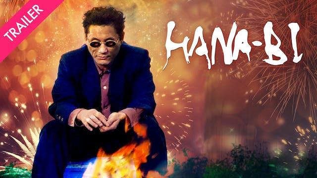 Hana-bi (Fireworks) - Trailer