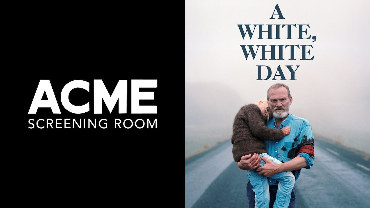ACME SCREENING ROOM presents A WHITE, WHITE DAY