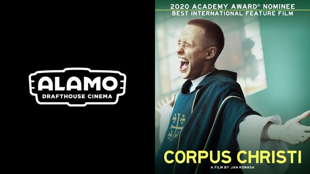 ALAMO KANSAS CITY presents CORPUS CHRISTI