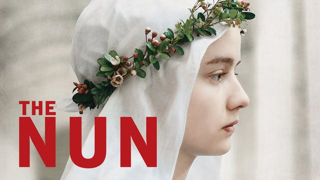 THE NUN, directed by Gillaume Nicloux