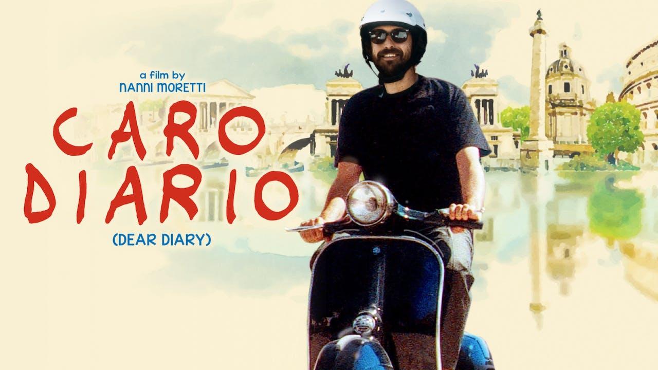 SAVOR CINEMA & CINEMA PARADISO present CARO DIARIO