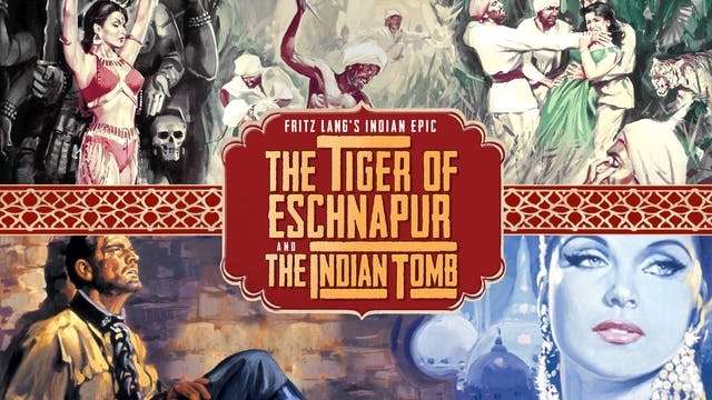 FILM FORUM presents FRITZ LANG'S INDIAN EPIC