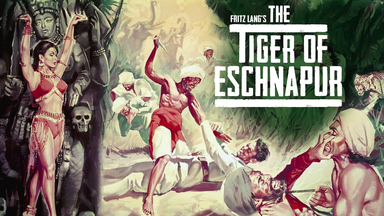 Fritz Lang's The Tiger of Eschnapur