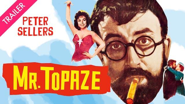 Mr. Topaze - Coming 2/26