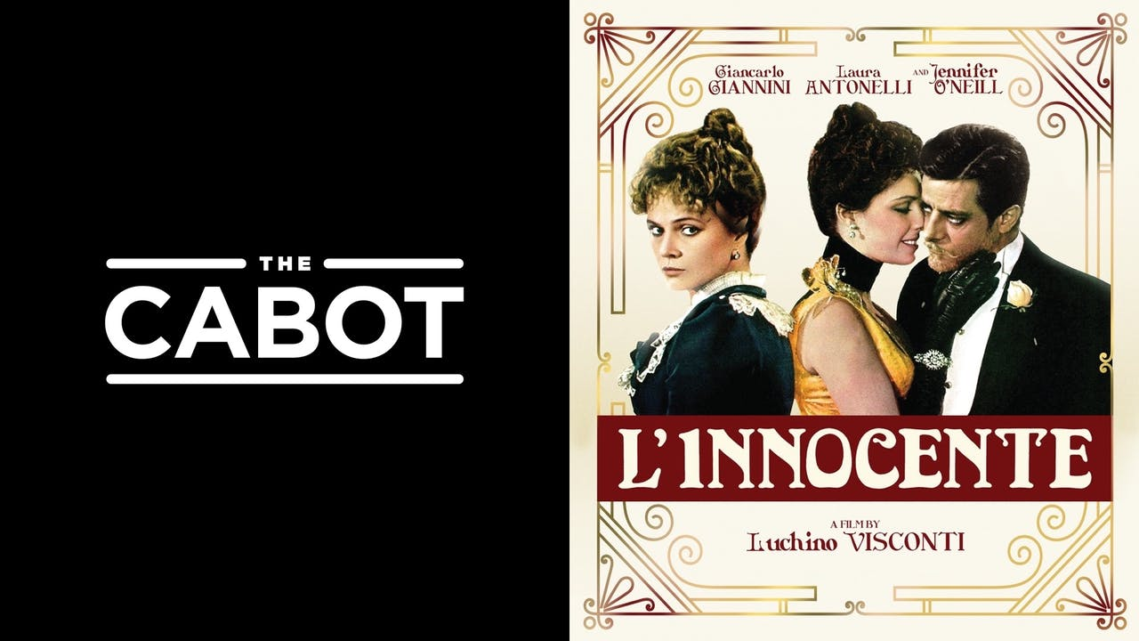 THE CABOT presents L'INNOCENTE