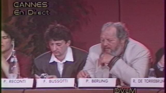 Francesco - Cannes Festival Press Conference