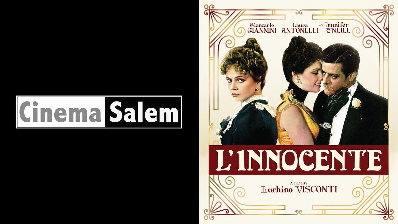 CINEMA SALEM presents L'INNOCENTE