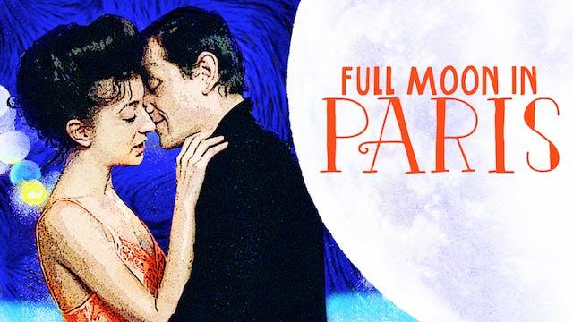 CINEMA MODERNE presents FULL MOON IN PARIS