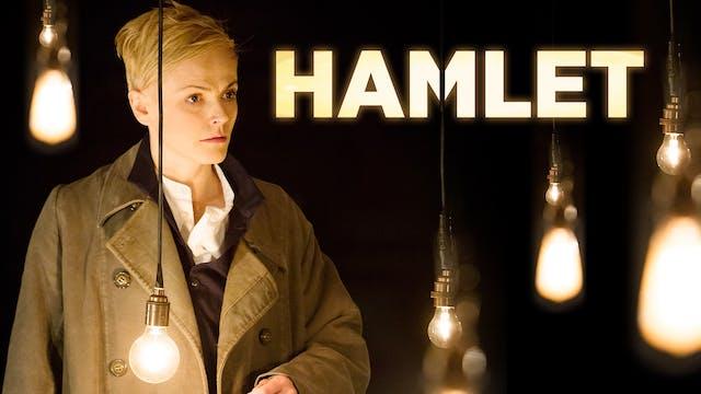 HAMLET, starring Maxine Peake