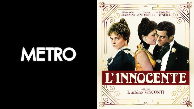 BROADWAY METRO presents L'INNOCENTE