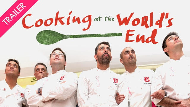 Cooking at the World's End - Coming 10/16