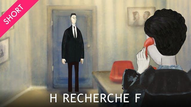 H Recherche F