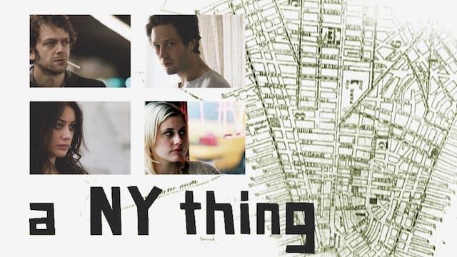 A NY Thing