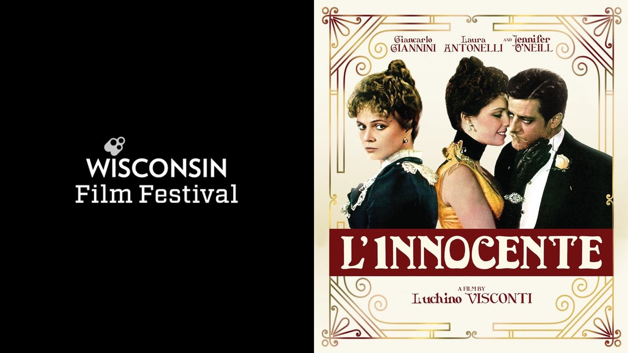WISCONSIN FILM FESTIVAL presents L'INNOCENTE