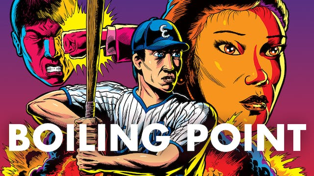 BOILING POINT, directed by Takeshi Kitano
