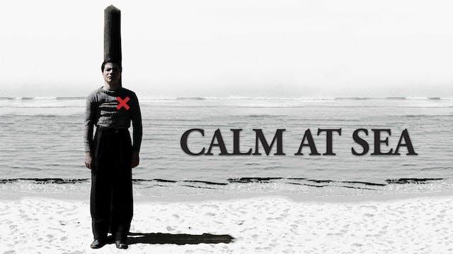Calm at Sea