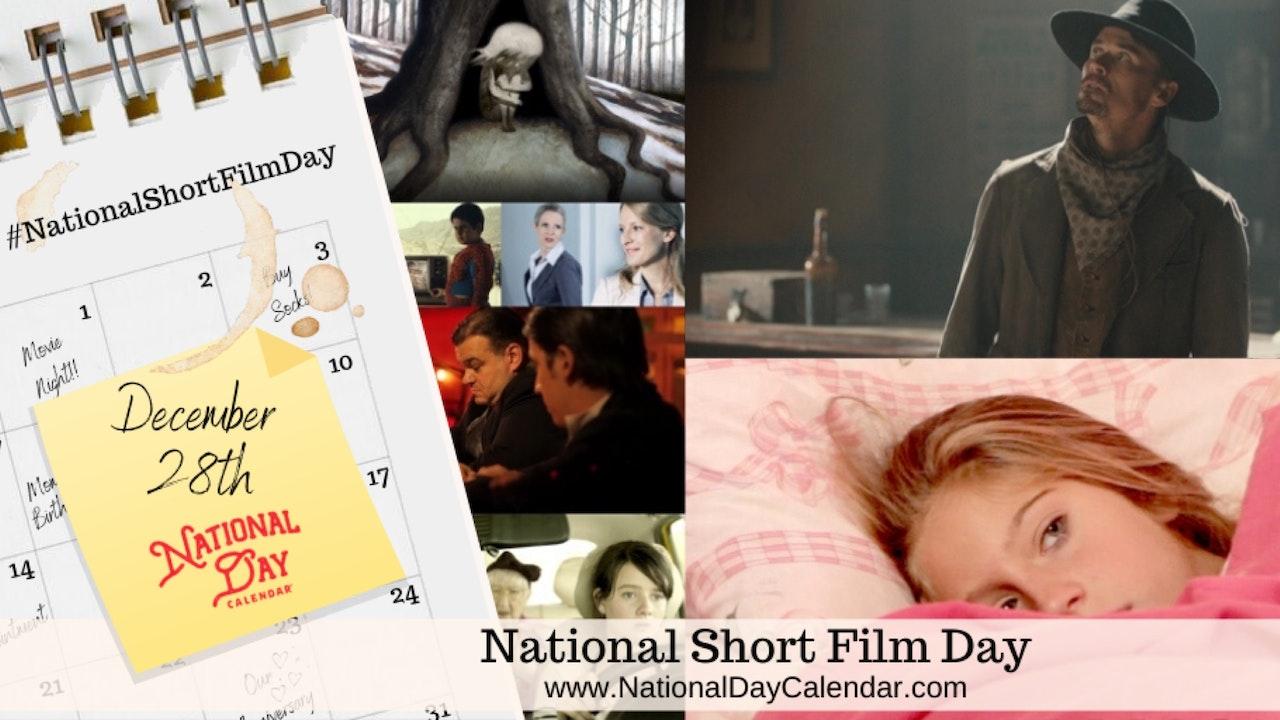 National Short Film Day - Commemorative Playlist