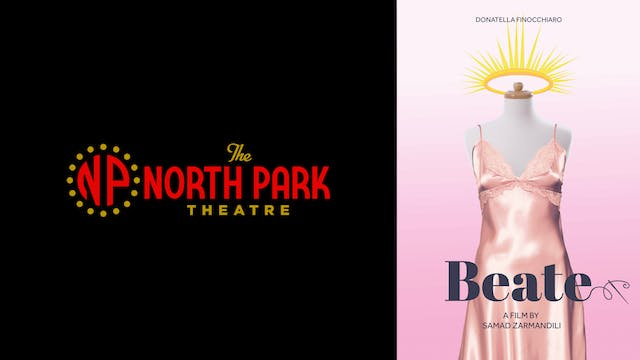 NORTH PARK THEATER presents BEATE