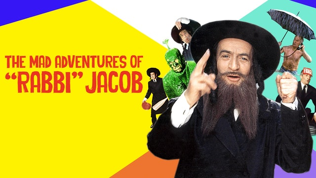 COLCOA presents THE MAD ADVENTURES OF RABBI JACOB