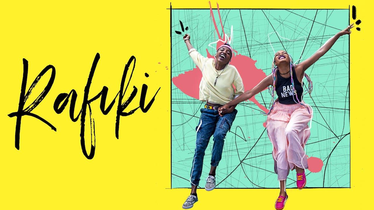 FilmAfrica: co-presented by BAM & AFF Inc-RAFIKI