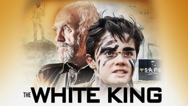 THE WHITE KING, starring Jonathan Pryce