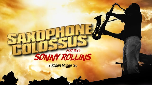 Saxophone Colossus Featuring Sonny Ro...