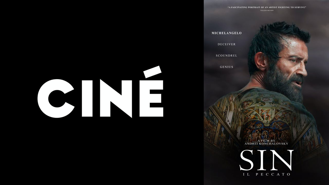 CINÉ ATHENS presents SIN
