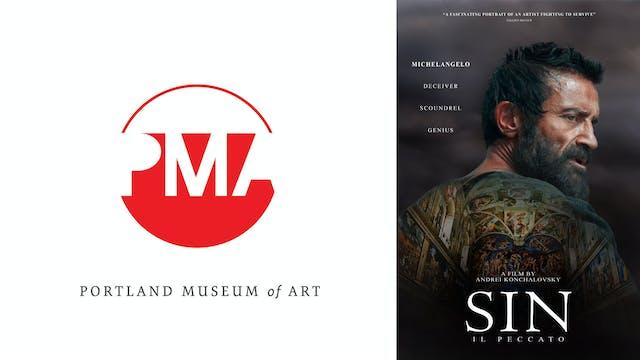 PMA Movies/Portland Museum of Art present Sin
