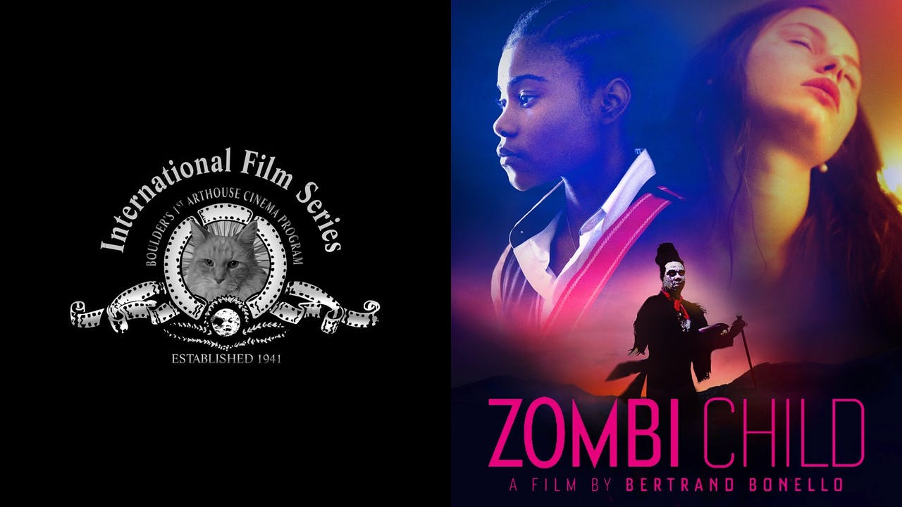 INTERNATIONAL FILM SERIES presents ZOMBI CHILD
