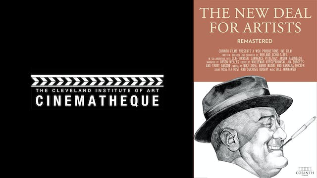 CLEVELAND CINEMATHEQUE - NEW DEAL FOR ARTISTS