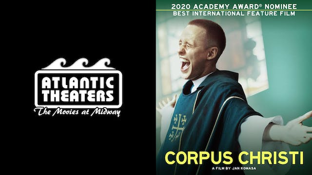 MOVIES AT MIDWAY presents CORPUS CHRISTI