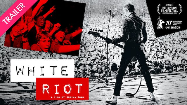 White Riot - Coming 4/30